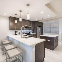 2 Bedroom Suite - Kitchen