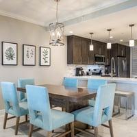 2 Bedroom Suite - Dining Area