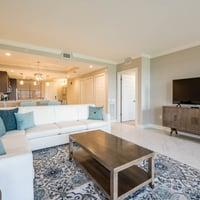 2 Bedroom Suite - Living Area