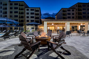 Siena-at-Bella-Collina-Fire Pit