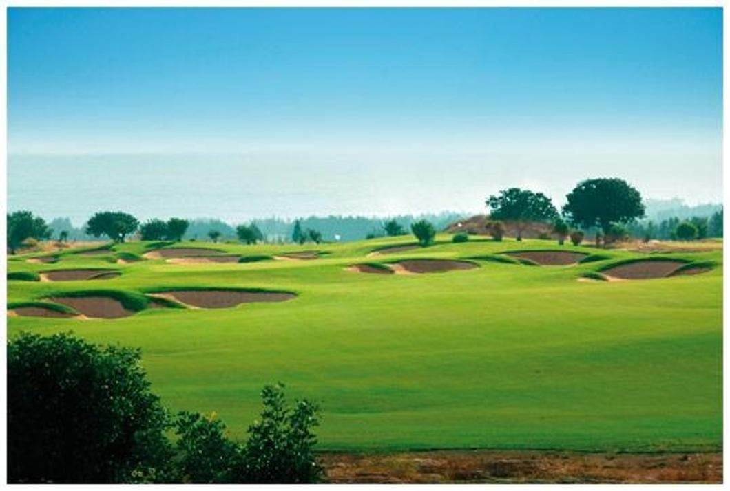 Elea Golf Club - Faldo-Designed Golf Course