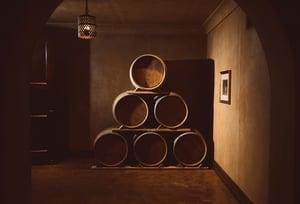 Bella Collina Wine Cellar 4