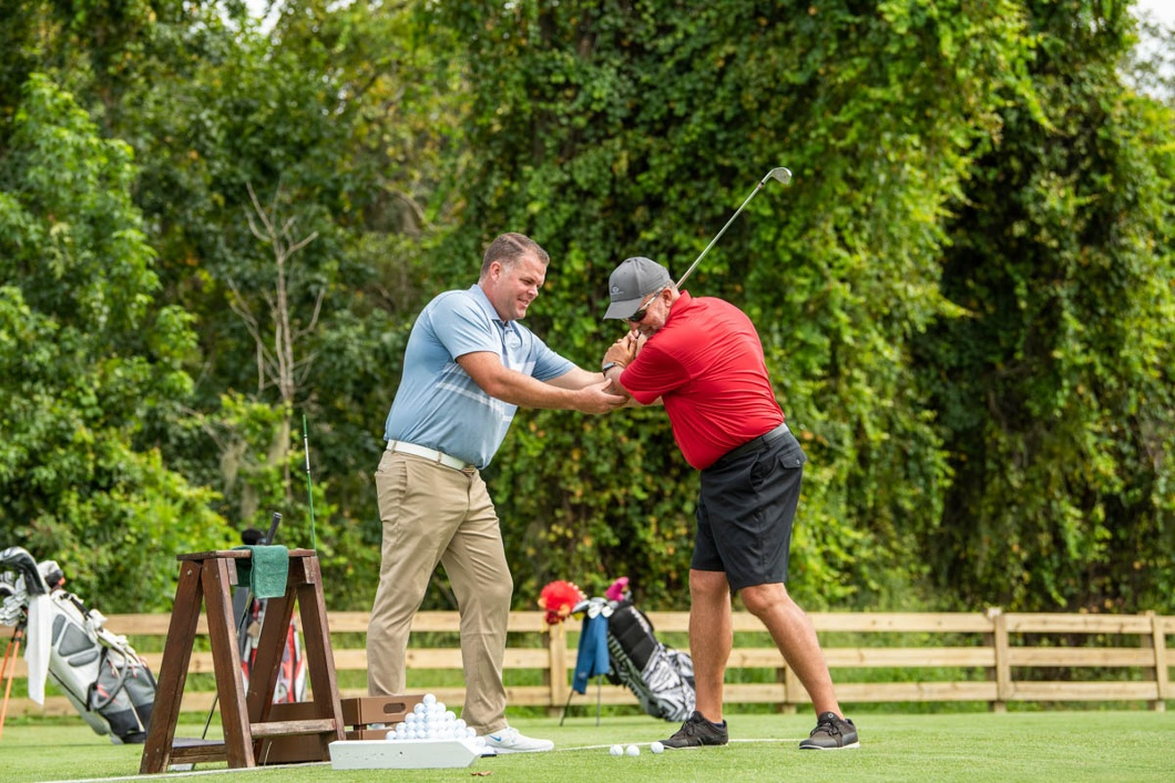 Now's Your Chance to Learn from the Pros at Bella Collina Golf Academy