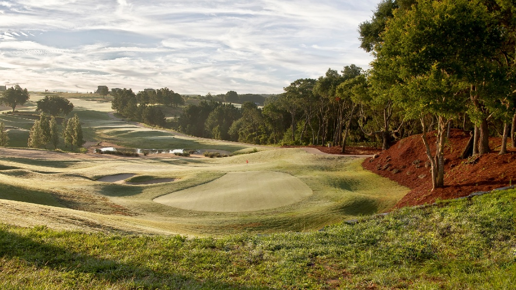 Chance to Master a Challenging Course - Bella Collina Golf Membership