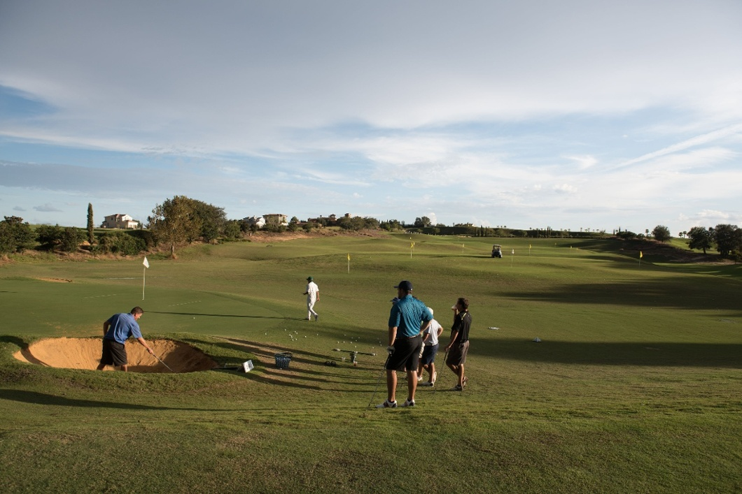 Networking at the Course - Bella Collina Golf Membership