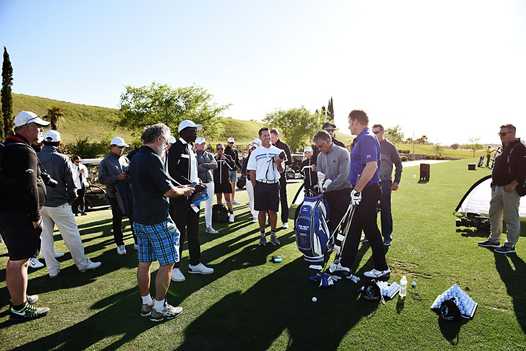 Participation in Golfing Events - Bella Collina Golf Membership