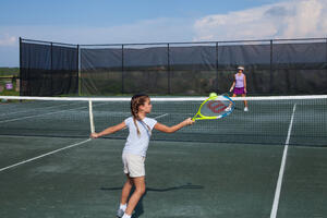 Tennis at Bella
