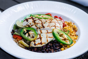 Bella Bowl with Grilled Chicken