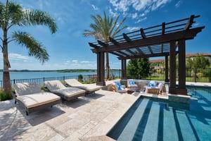 Villa Andalucia Lakefront Pool-1