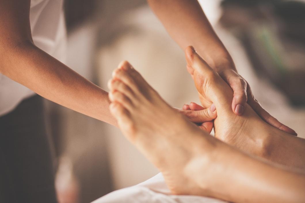 Reflexology-Massage