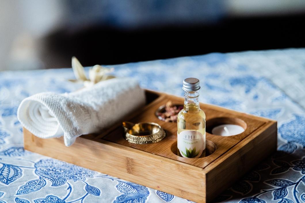 Spa Oils - Aromatherapy Massage