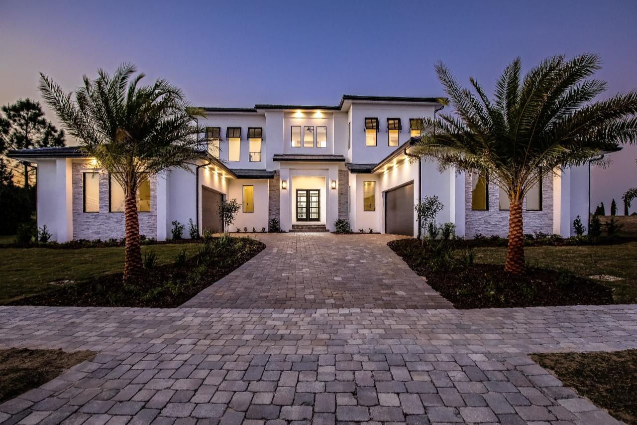 Top Luxury Home Builders In Orlando